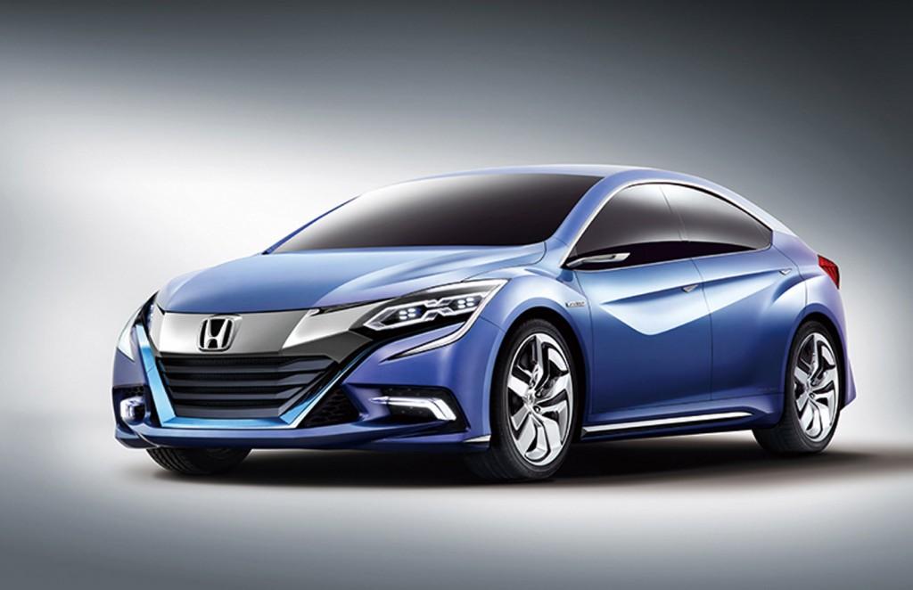Honda Concept B, 2014 Beijing Auto Show