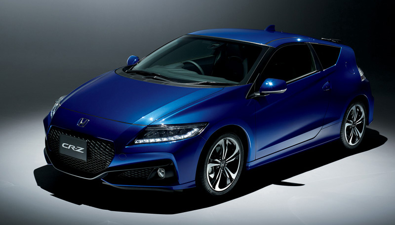 Honda Cr Z Hybrid Sport Coupe Production To End Aly