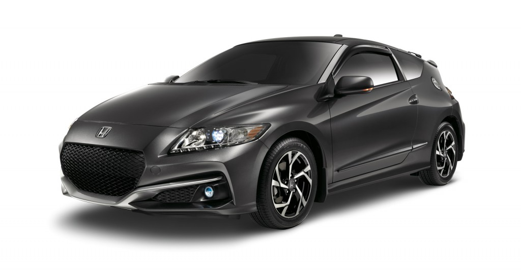 2016 Honda Cr Z Review Ratings Specs Prices And Photos The Car Connection