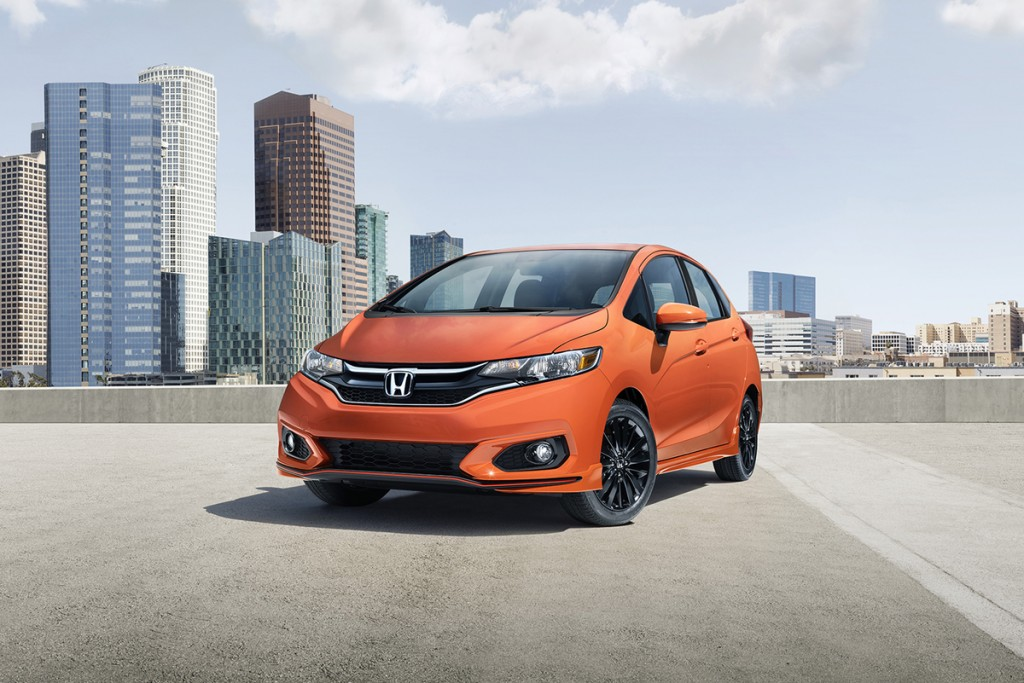 2018 Honda Fit vs. 2018 Kia Rio: Compare Cars