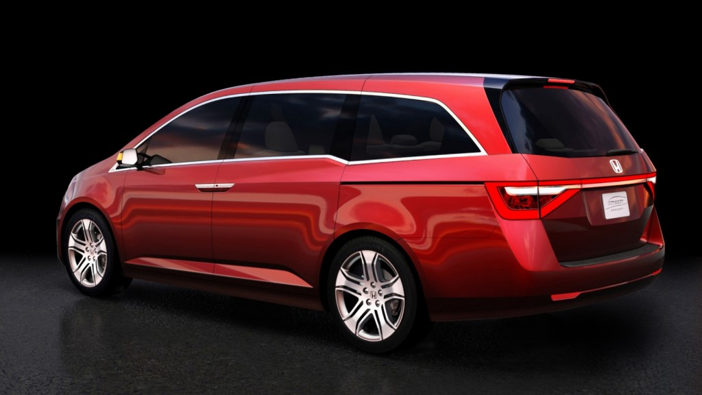 Image Honda Odyssey Concept Size 1024 X 576 Type Gif Posted On February 10 2010 9 58 Am