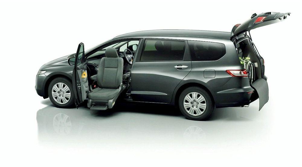 Honda Odyssey JDM