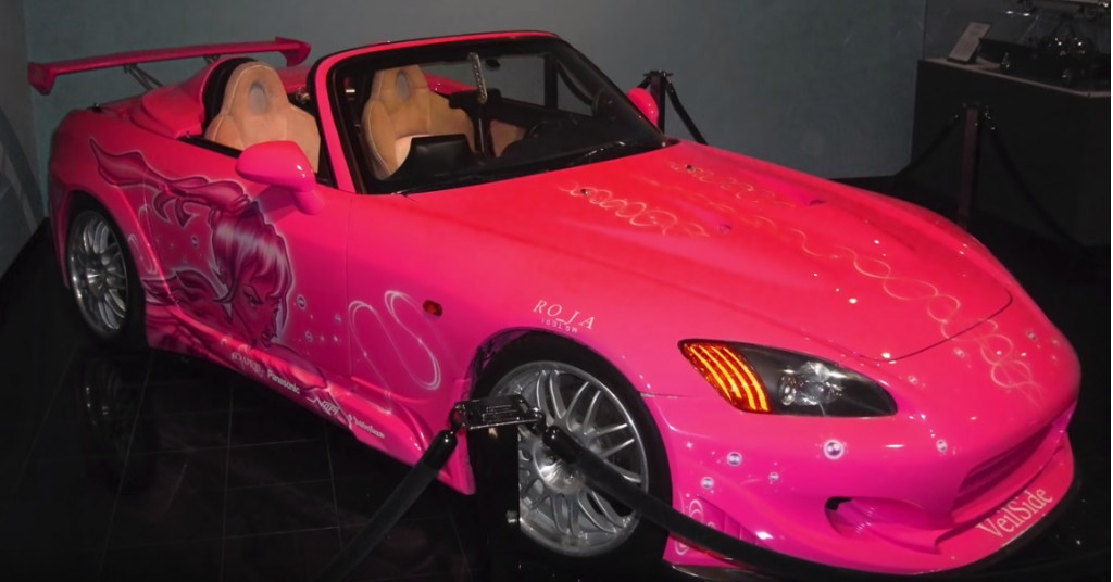 Honda S2000 from '2 Fast 2 Furious'