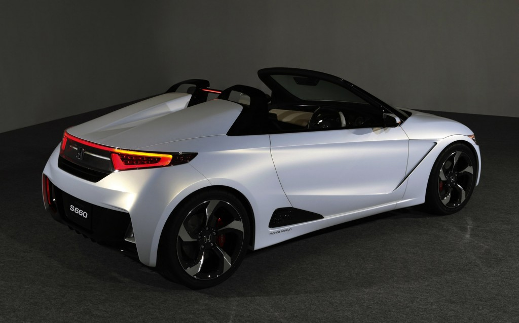 Charming Honda S660 Concept, 3D Wraps, BMWu0027s Most Expensive 7 Series: This Weeku0027s  Top Photos
