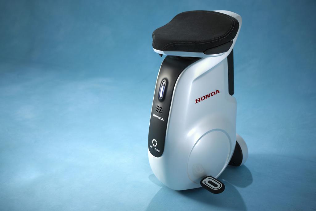 Honda Reveals New Personal Mobility Device: Err... No Thanks