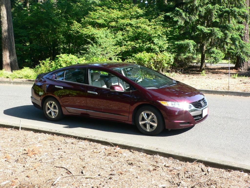 2009 Honda FCX Clarity