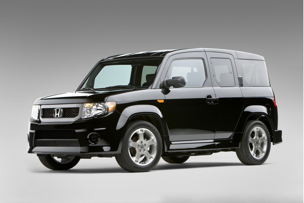 2010 Honda Element Review Ratings Specs Prices And Photos The