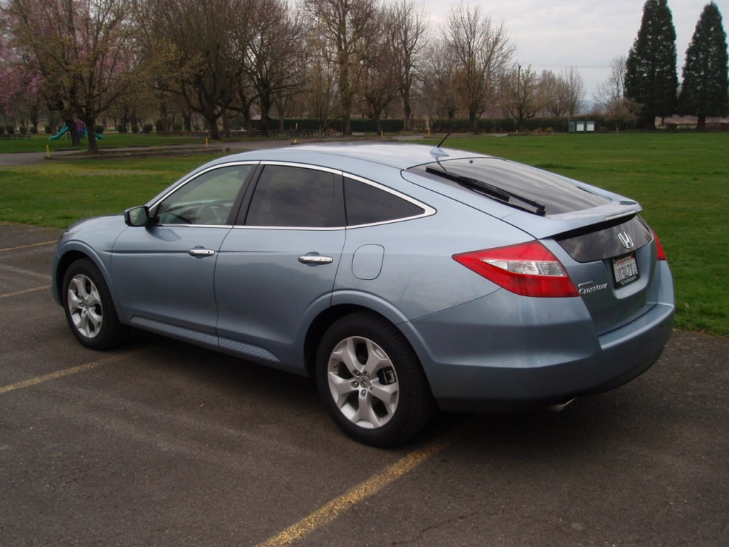Honda Recalls 2010 Accord Crosstour For Airbag Issue