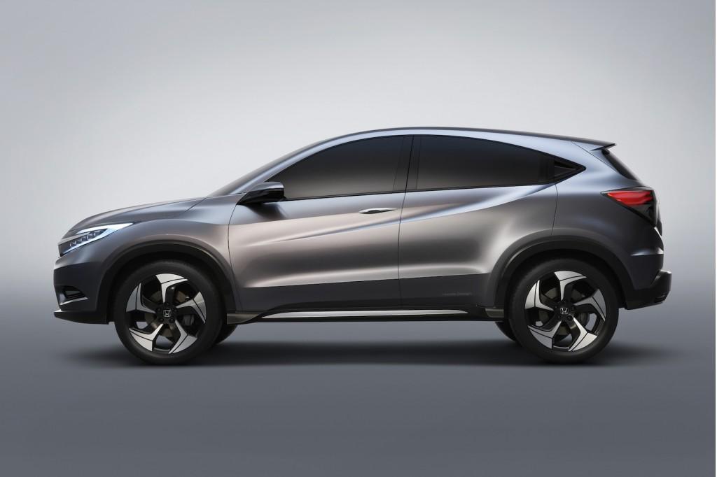 Honda's Urban SUV Concept