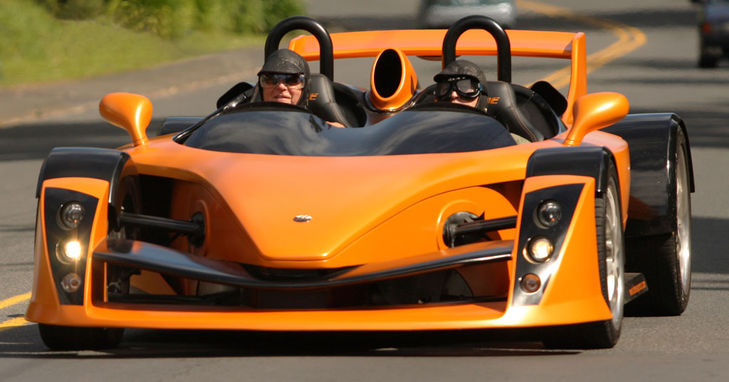New Zealand S F1 Inspired Hulme Canam Supercar Goes On Sale