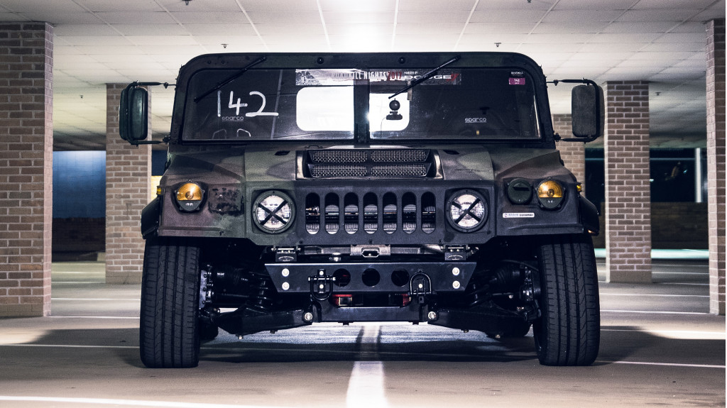Mil Spec Automotive Has Built A Track Focused Hummer H1