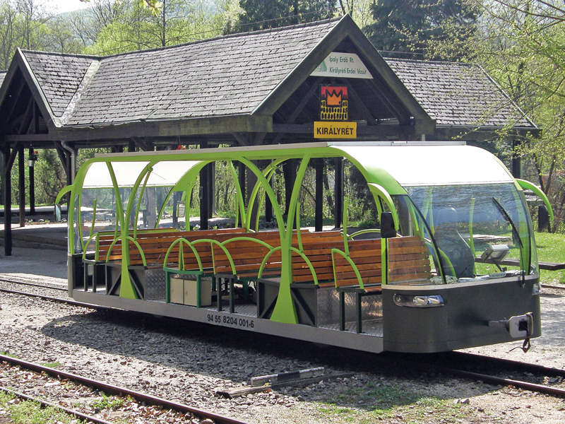 Next Clean Energy Transport A Solar Powered Electric Railcar