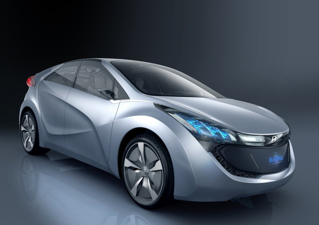 Hyundai Wants To Be World's Greenest Automaker By 2015