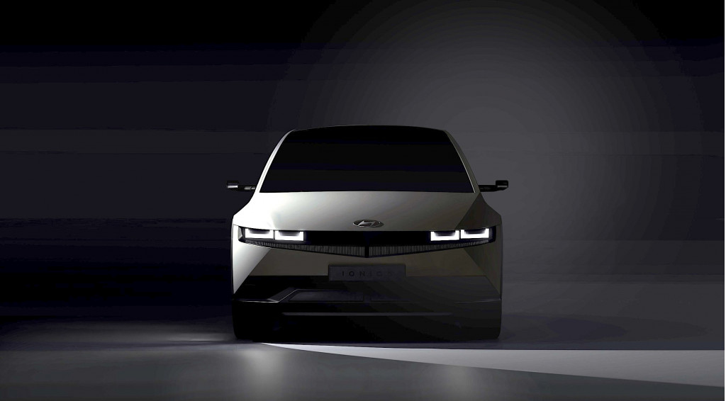 Hyundai Ioniq 5 prototype