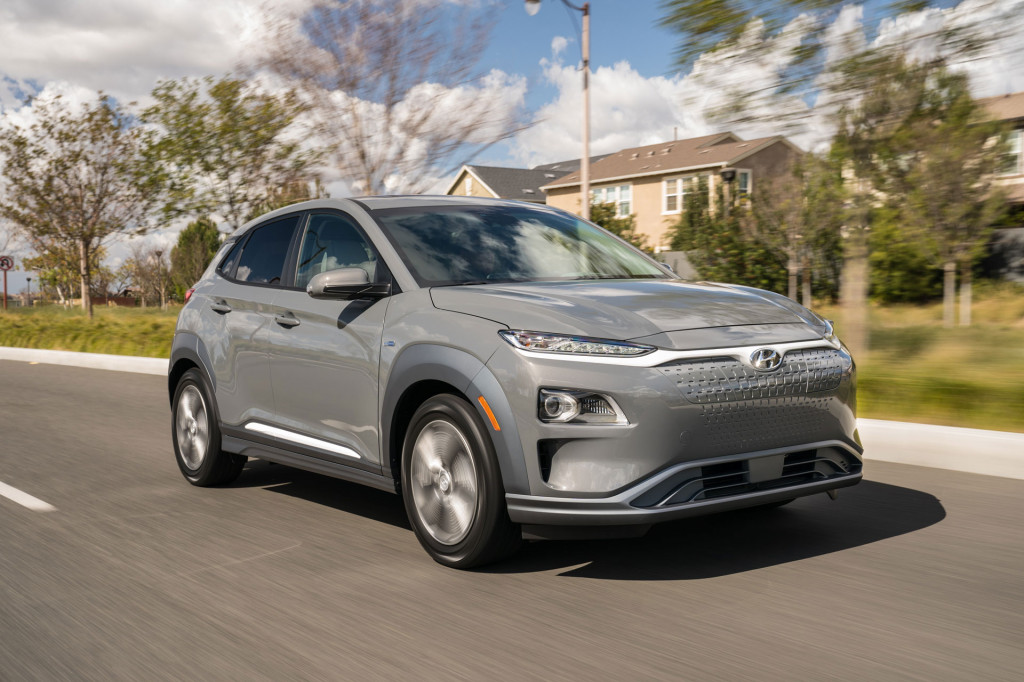 5 Things About The 2019 Hyundai Kona Electric We Learned At Ny Auto Show