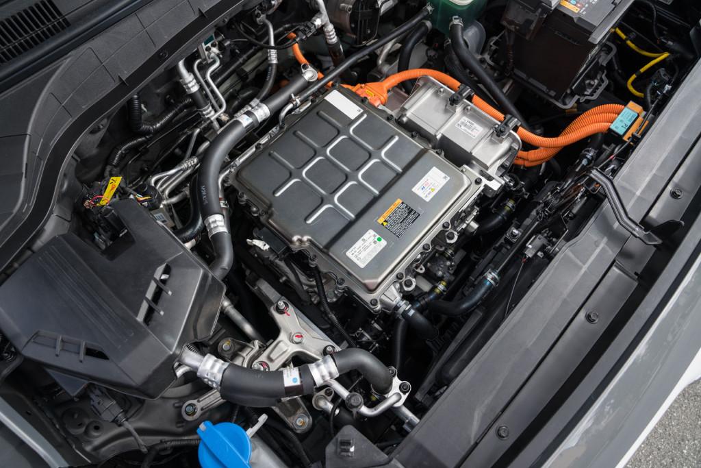 2019 Hyundai Kona Electric US debut: 250 miles of range ...