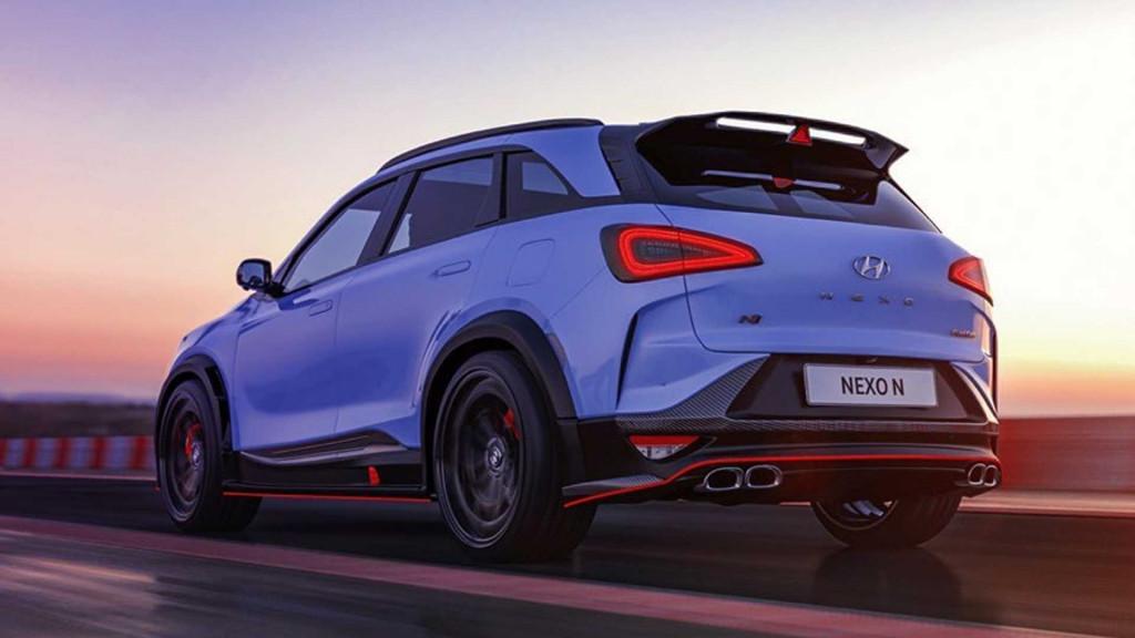 Hyundai Nexo N concept design