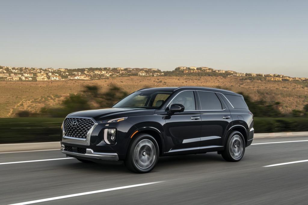 2021 Hyundai Palisade adds luxury-leaning Calligraphy trim