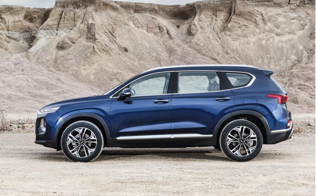 2019 Hyundai Santa Fe preview