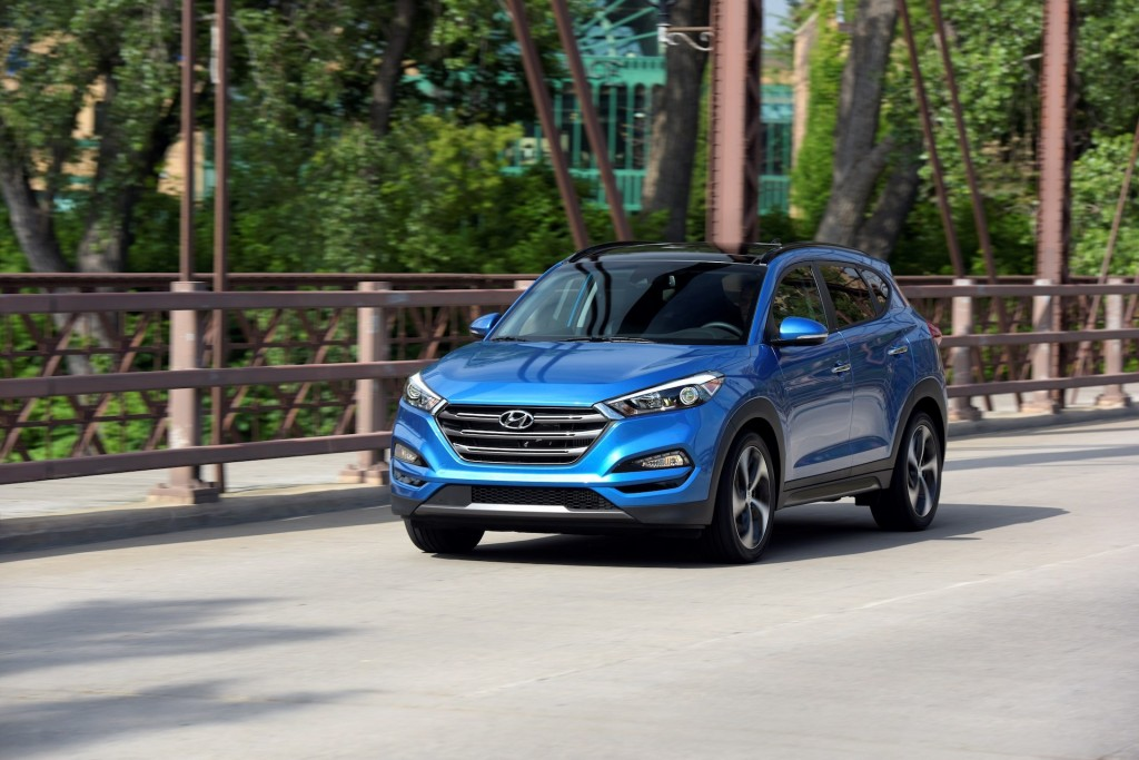 2018 Hyundai Tucson Review Ratings Specs Prices And Photos The