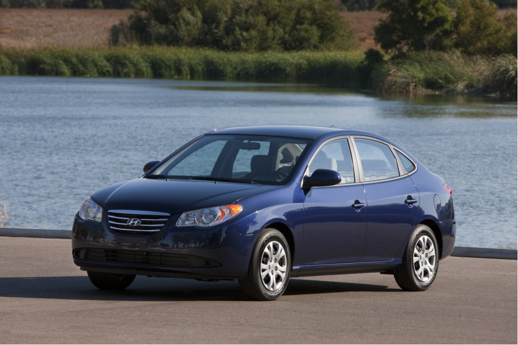 Hyundai Elantra Tire Size