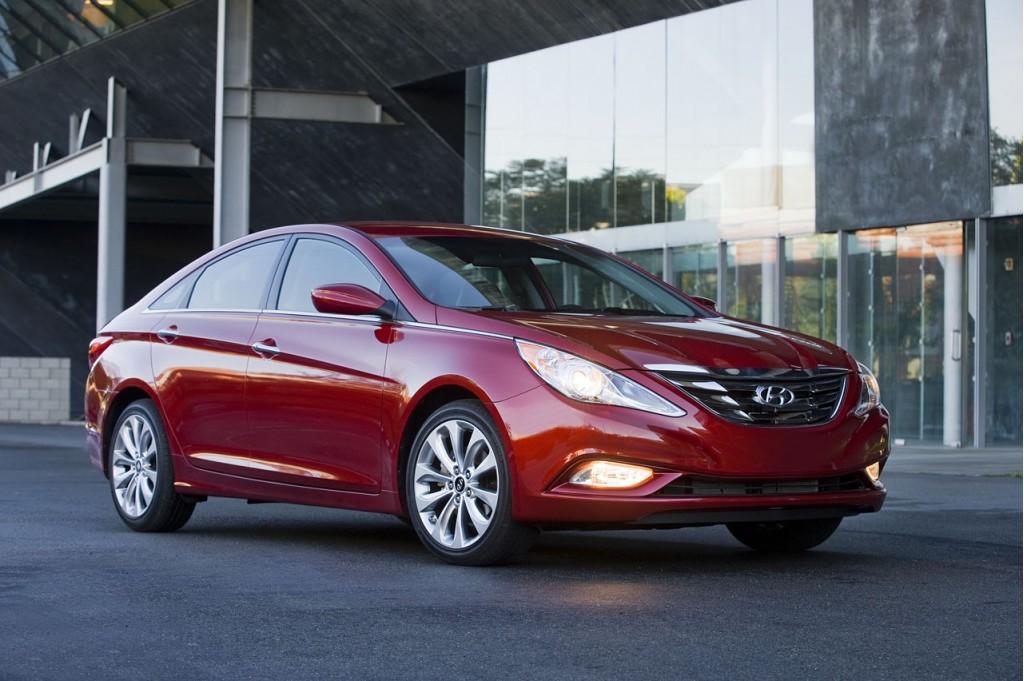 2011 Hyundai Sonata: First Drive