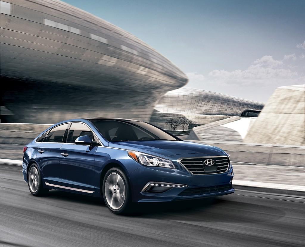 2017 Hyundai Sonata: Compare Cars