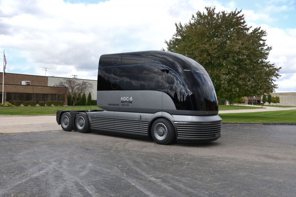 Hyundai FCV NACV Concept