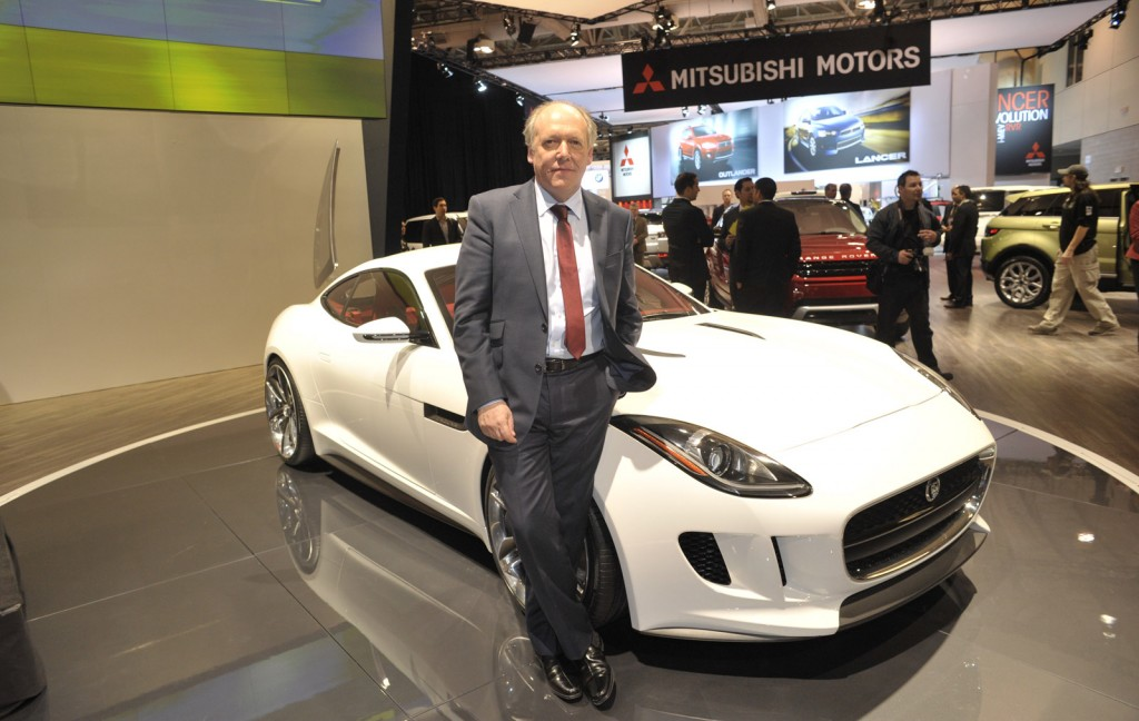 Ian Callum steps down from Jaguar design role after 20 years