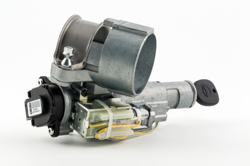Ignition and switch assembly  -  GM ignition switch recalls