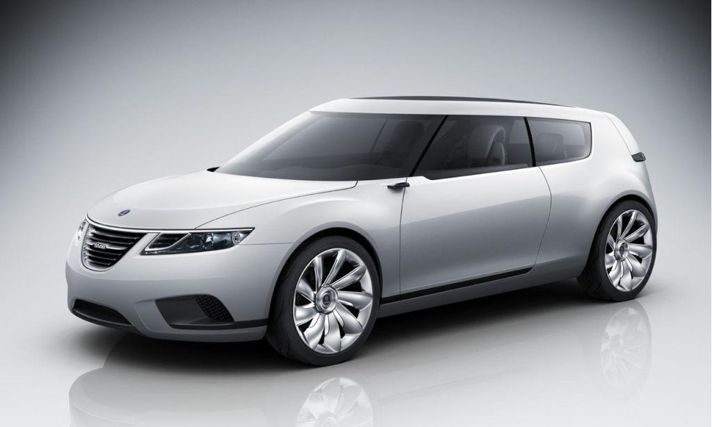 The 9 1 In Disguise Saab Reveals 9 X Biohybrid For Geneva