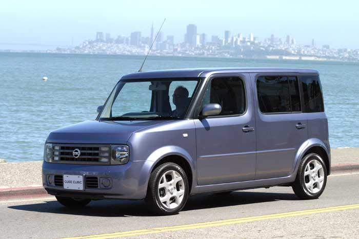 that nissan cube electric car surprise for new york well surprise. Black Bedroom Furniture Sets. Home Design Ideas