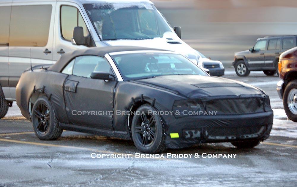 Rear-Drive Making Comeback at Ford, News Says