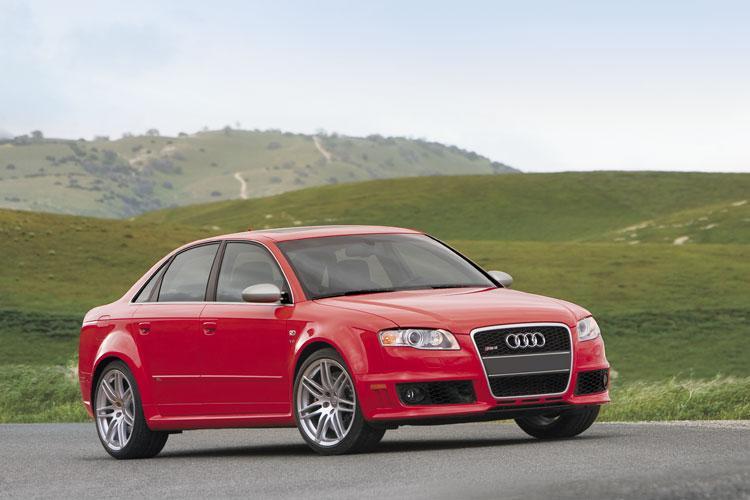 Short Take: Audi RS4
