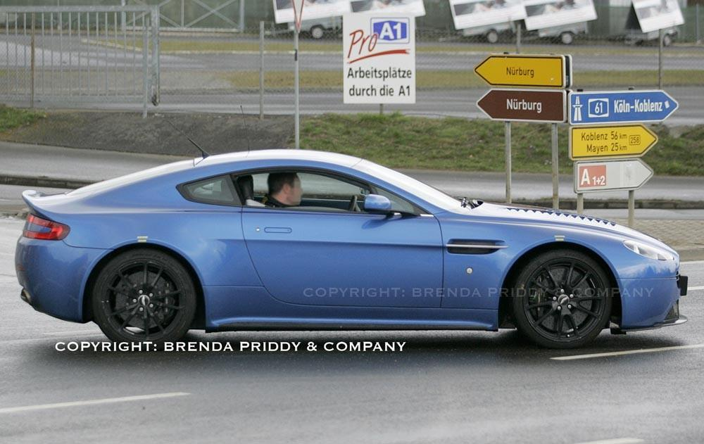2010 Aston V12 Vantage RS Spotted In the Wild
