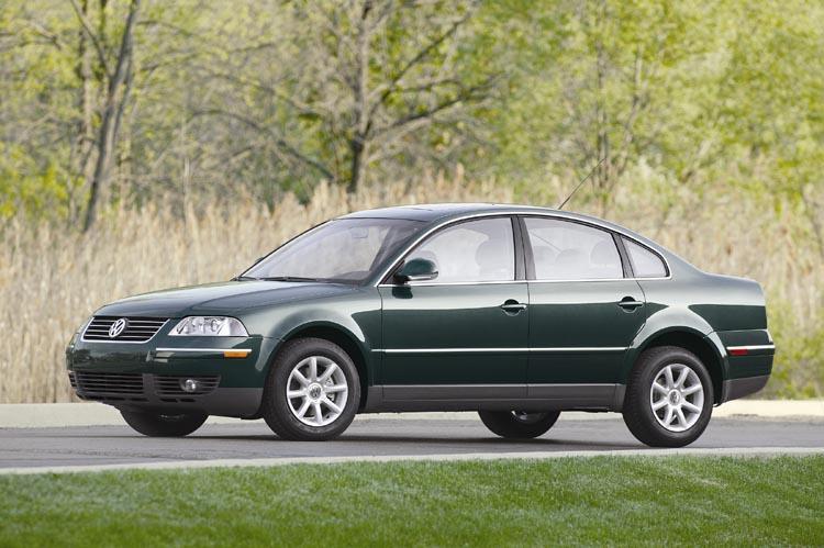 VW Recalls Six Years of Passats