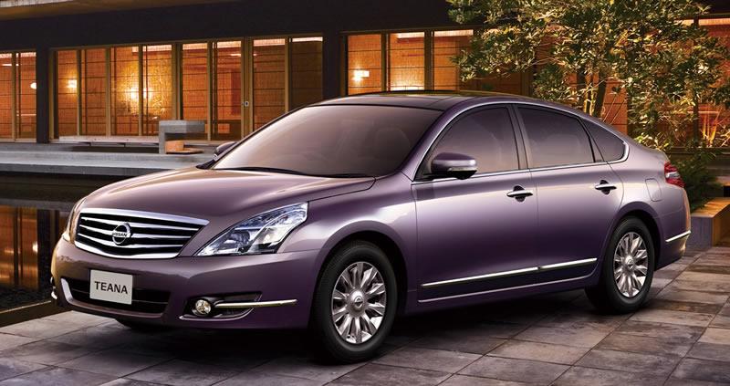 2011 Nissan Teana sedan