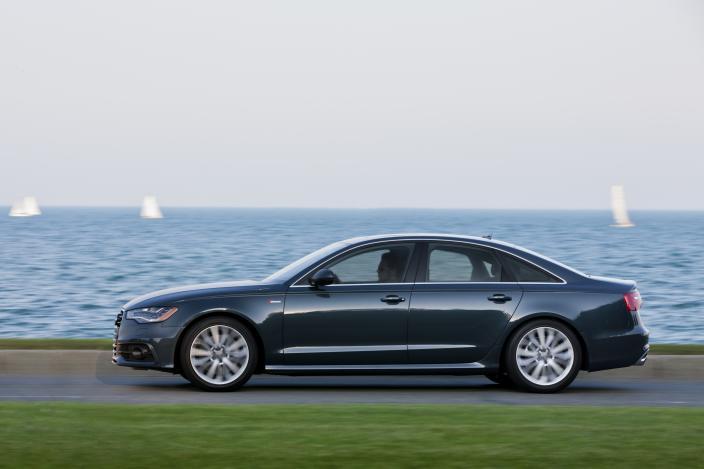 2012 Audi A6 Nabs Top Safety Pick Award
