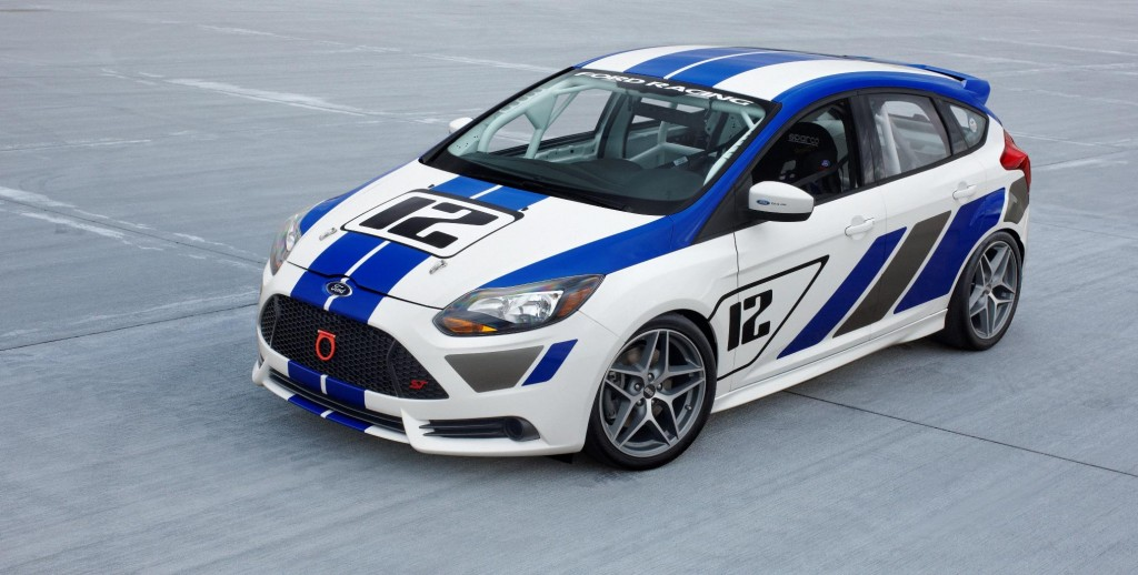 Ford Prices Focus St R Race Car From 98995