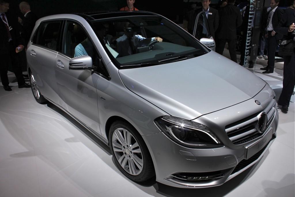 2012 Mercedes-Benz B-Class
