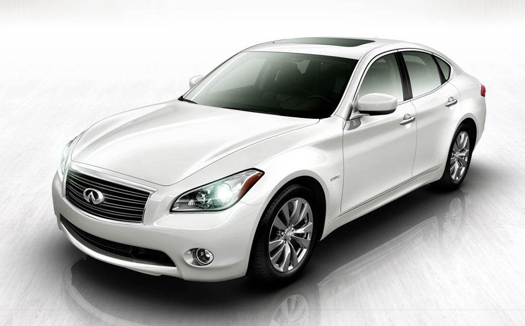 2012 Infiniti M Hybrid Starting At 53700