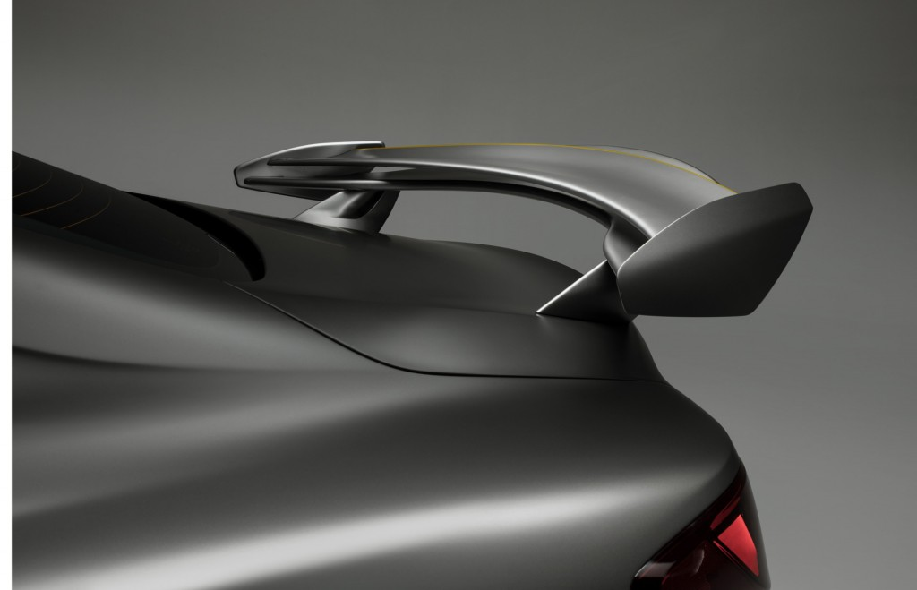 563-horsepower Infiniti Q60 Black S prototype revealed with F1 tech