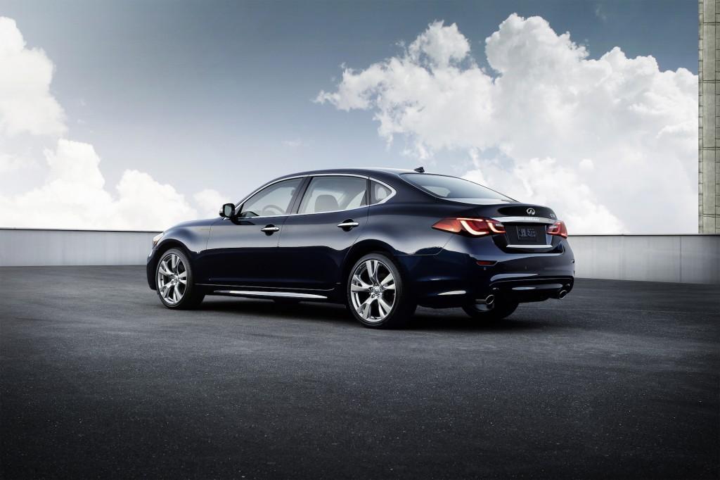 2017 Infiniti Q70 Review Ratings Specs Prices And Photos The Car Connection