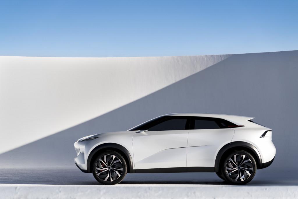Infiniti Qx Inspiration Concept 2019 Detroit Auto Show