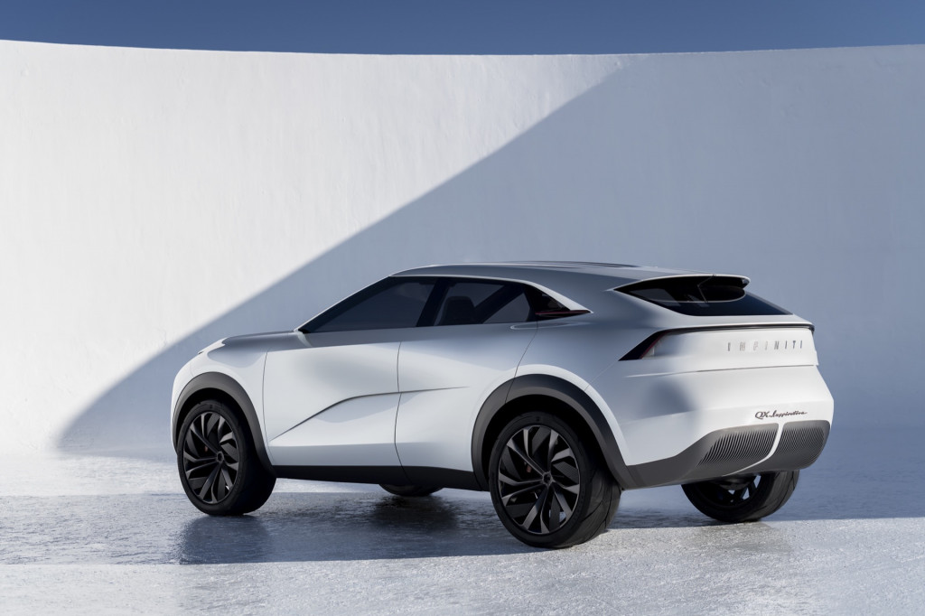 Infiniti Qs Inspiration concept previews new electric ...