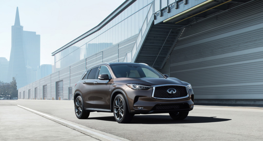 Infiniti takes innovative approach to encourage orders for 2019 QX50