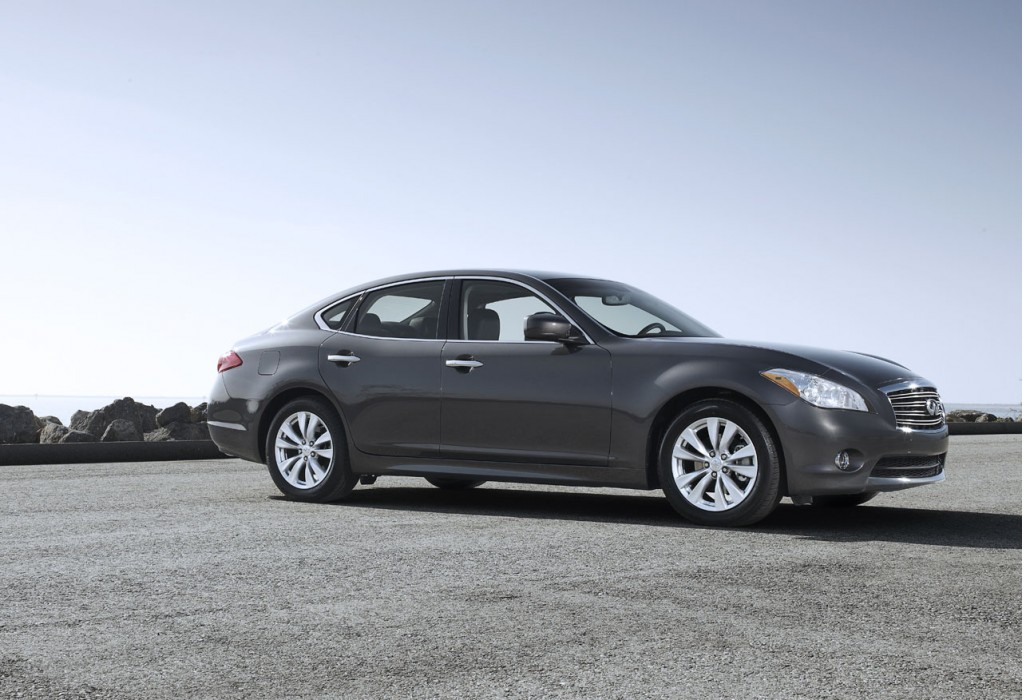 2011 Infiniti M Review Ratings Specs Prices And Photos The Car