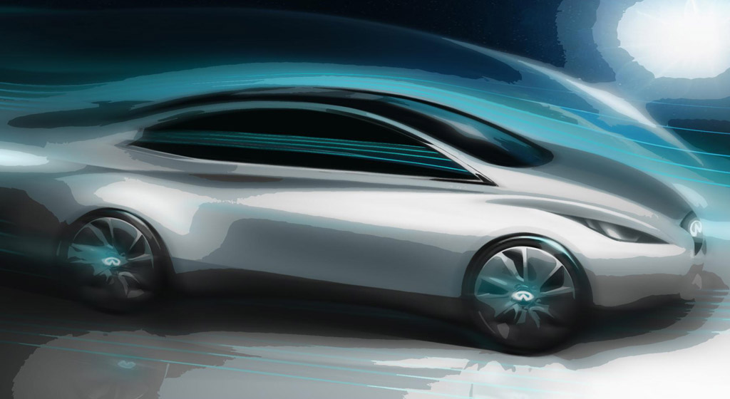 Infiniti Adding Hybrids, Electric Cars to Its Lineup