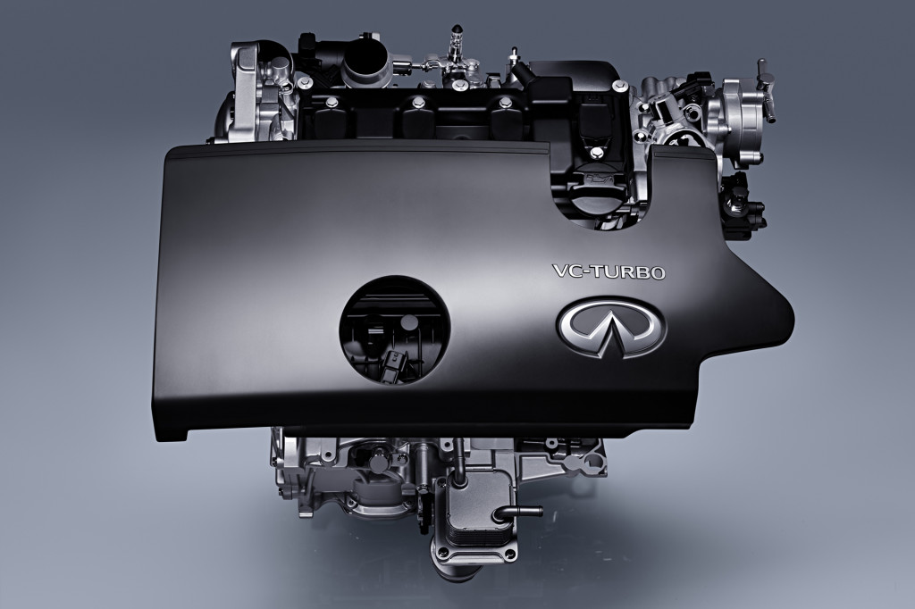 Infiniti's variable-compression engine: witchcraft explained