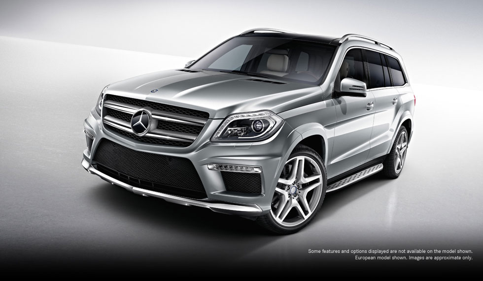 Is this the 2013 Mercedes-Benz GL Class AMG? Maybe.